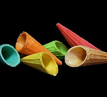 Cones by jerry  alcantara