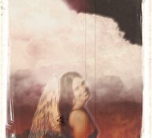 face in the clouds by EssieDotCom