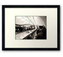 Togetherness - My Valentine Framed Print