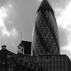 London's phallic symbol? by Eugene Francis Cummings