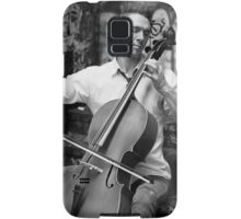 A Man and His Instrument Samsung Galaxy Case/Skin