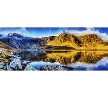 Lake Idwal Photographic Print
