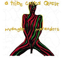 A tribe called quest - Midnight Marauders Photographic Print
