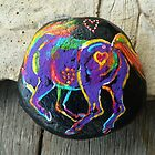 Rock 'N' Ponies - FREE SPIRIT PONY #4 by louisegreen