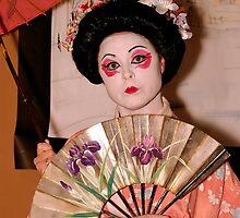 Geisha Girl by KSkinner