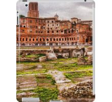 Trajan's Market and Forum - Impressions Of Rome iPad Case/Skin