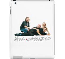 Mac Demarco - F.R.I.E.N.D.S iPad Case/Skin