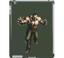 Final Fight - Mike Haggar  iPad Case/Skin