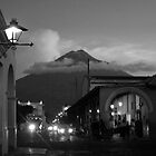 Antigua at Night by cthans