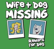 103 Dog Reward by Andrew Gordon