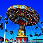 Tulsa State Fair 2008 by Elizabeth Burton