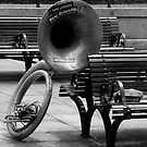 Lonely Tuba by KSkinner