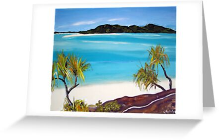 Whitsundays  by gillsart