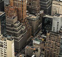 New York Tetris by MatherForce