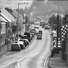 Killarney Road, Abbeyfeale by Paul Playford