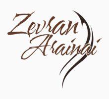 Zevran Arainai by Ashton Bancroft
