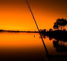 Early Morning Fishing by Ryan Carter