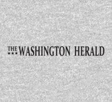 The Washington Herald - Black Stars Kids Clothes