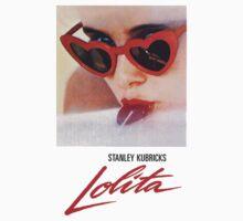 Stanley Kubrick's Lolita by ticklish-wizard