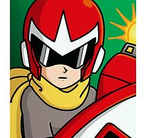 Proto Man Phone Case by The-Firestorm
