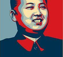 Kim Jong-un Nut Case by RBSTORESSX