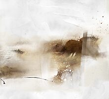 abstract untitled work on paper by johnallen