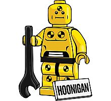 Hoonigan dummy Photographic Print