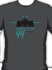 Lewis Hamilton 2015 T-Shirt
