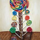 """Lots O' Lollipops"" by Adela Camille Sutton"