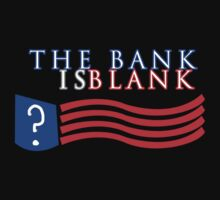 The Bank is Blank by Omar Enrique Romero Aréchiga