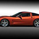 2005 Corvette Coupe Studio Profile by DaveKoontz