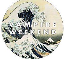Vampire Weekend by royalswan
