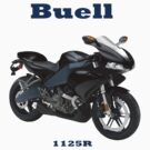 Buell 1125R by 1StopPrints