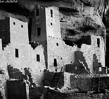 #574  Cliff Dwellings At Mesa Verde National Park  by MyInnereyeMike