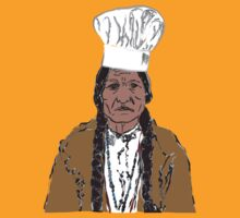 Sioux Chef by karacounard