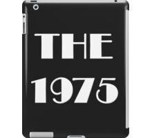 THE 1975 LOGO iPad Case/Skin