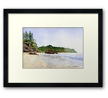 Ruby Beach, WA Framed Print