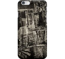 Cemetery Seating iPhone Case/Skin