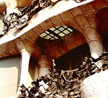 Casa Mila by blueeyesjus
