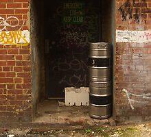 Back Door Barrels by daveoh