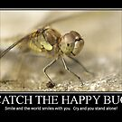 Catch the happy bug by Classicperfection
