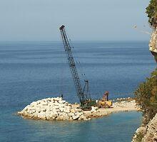 Under construction by Nenad Kostadinovic