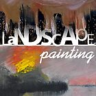 Landscape Painting Logo by ltassone