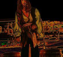 He's Nooooo Jack Sparrow! by Barbara Gerstner