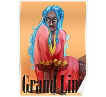 Grand Line Collection: Nefertari Vivi Poster