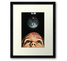 Wonders of the Universe Framed Print