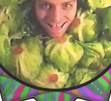 Mac Demarco - Lettuce Bath [Text] Sticker