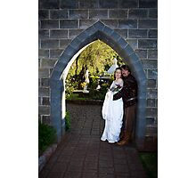 Arch of love Photographic Print