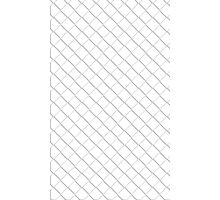 Tile Illusion - White Photographic Print