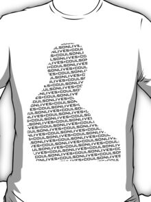 #CoulsonLives - Dark on Light T-Shirt